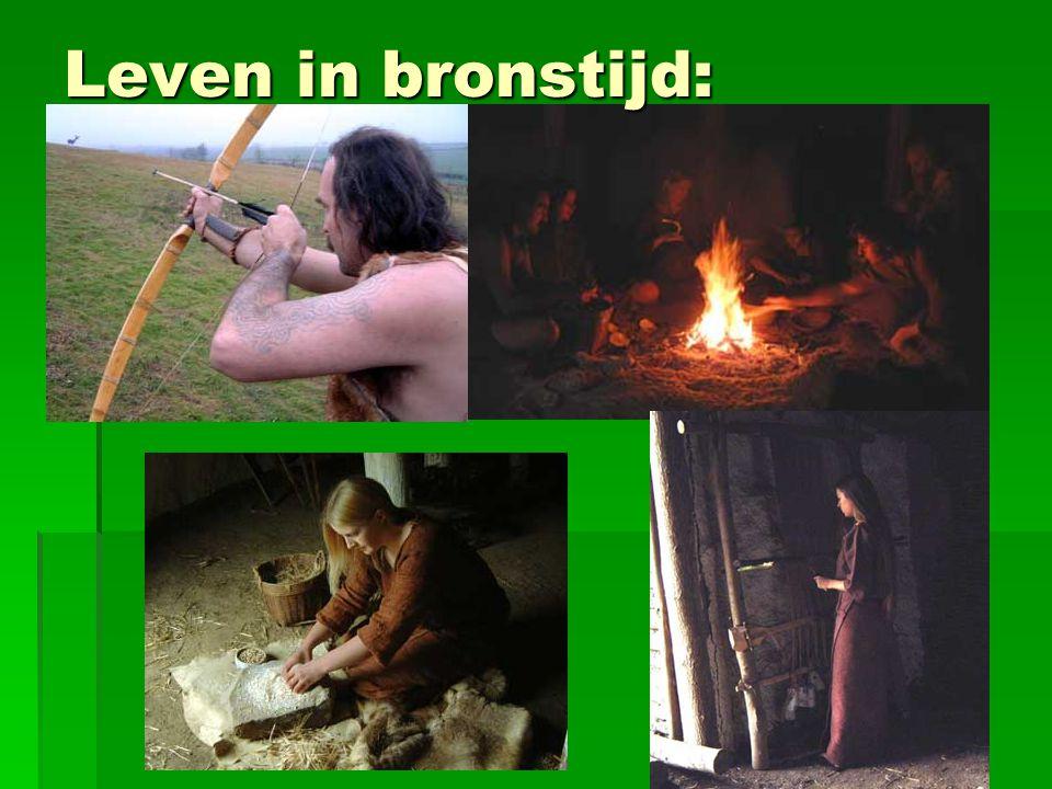 Taal/schrift  Germaanse taal (stamt onze taal vanaf)  Runentekens vooral voor de godsdienst  Pas de Romeinen schreven alles op!!!