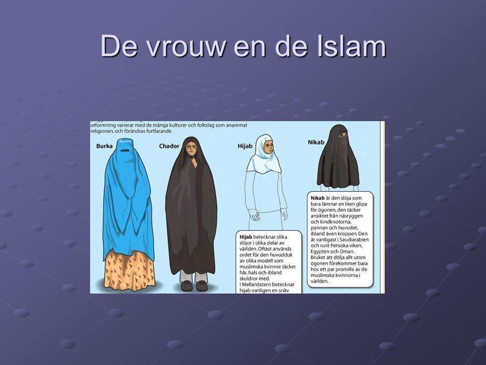 De vrouw en de Islam