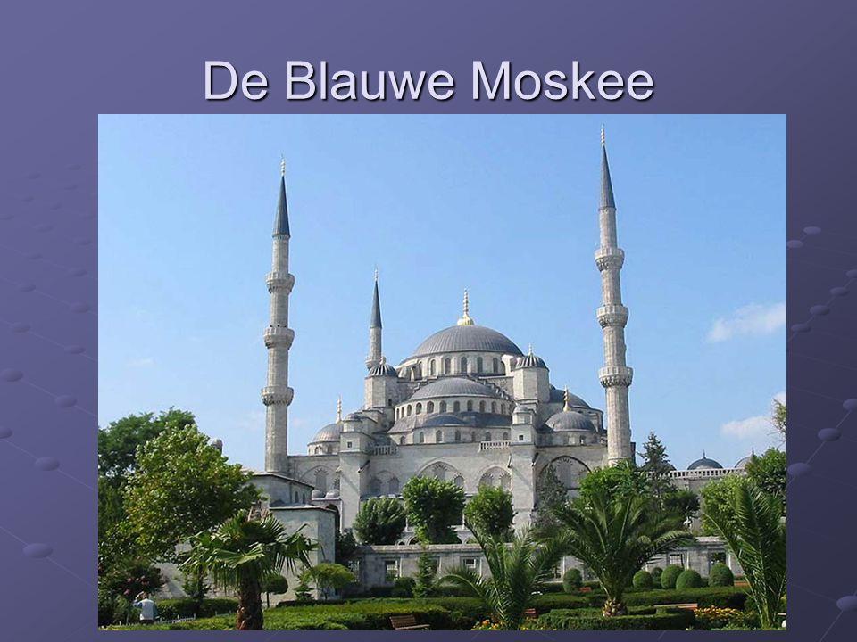 De Blauwe Moskee