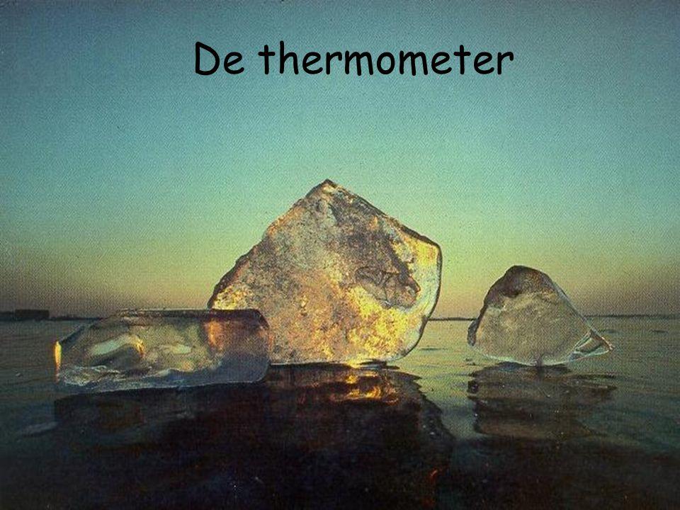 De thermometer