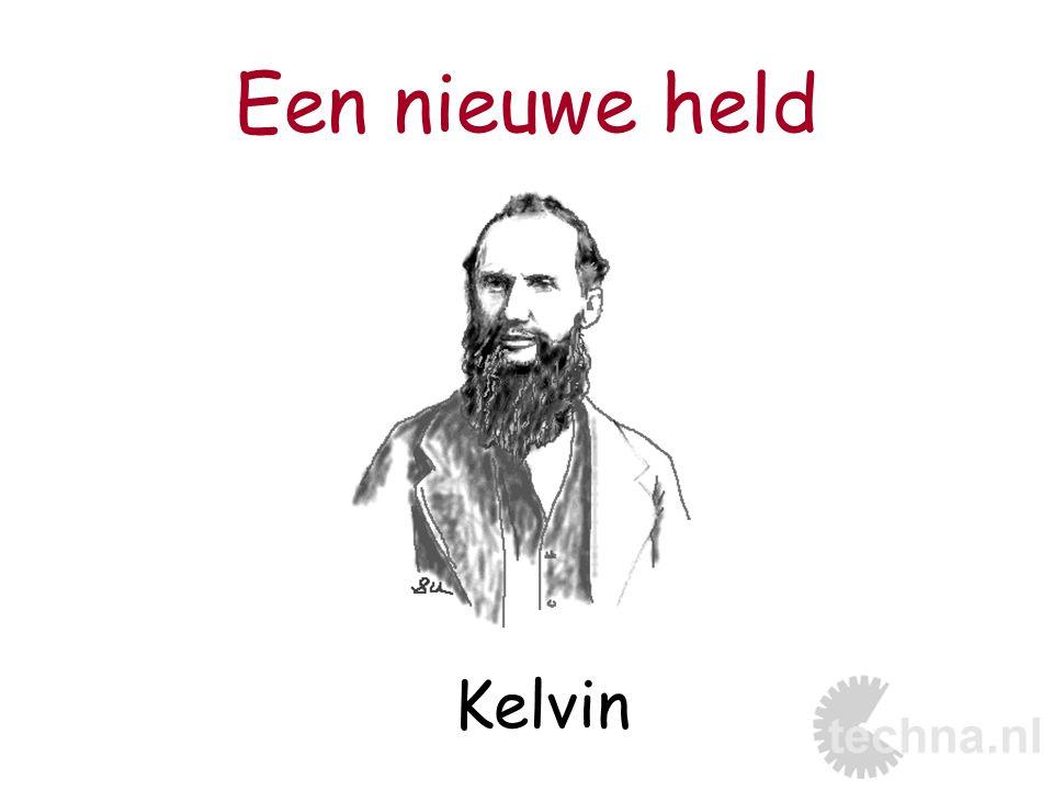 Een nieuwe held Kelvin