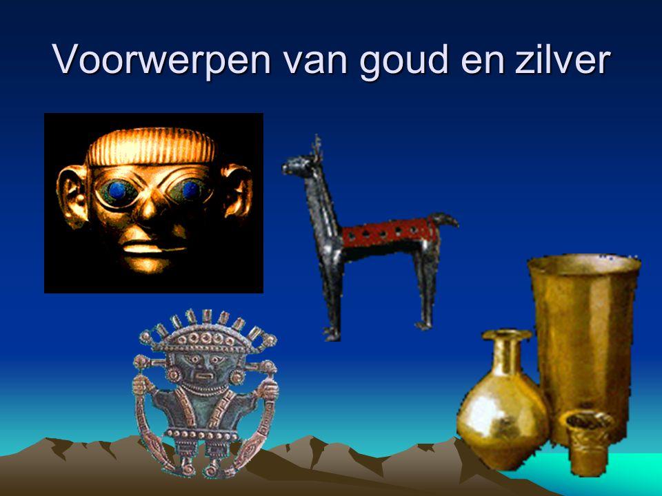 Voorwerpen van goud en zilver