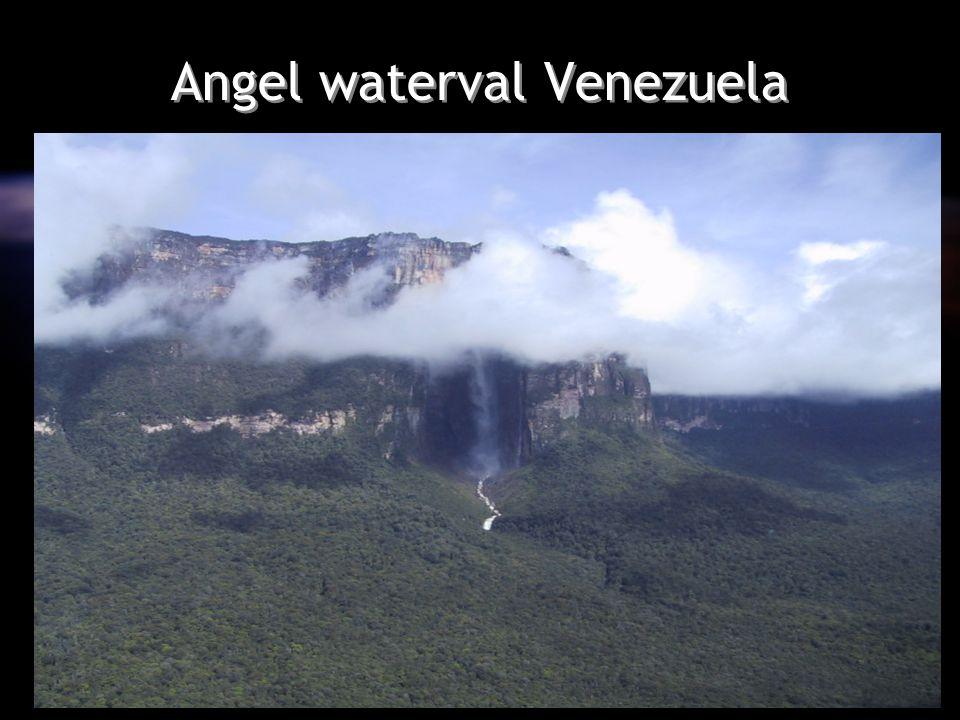 Angel waterval Venezuela