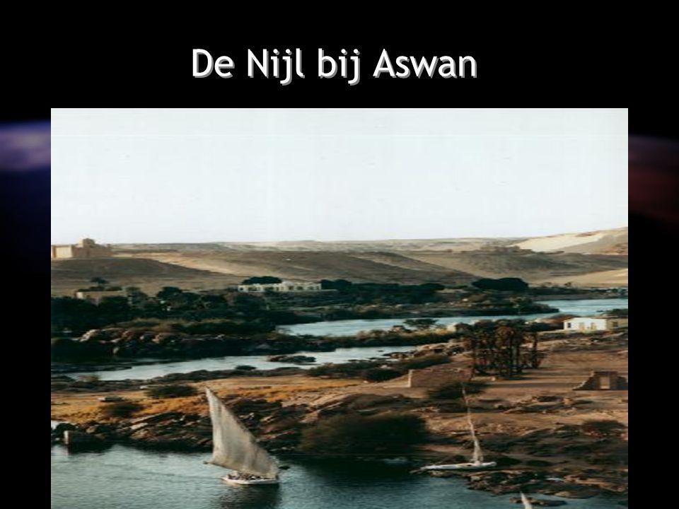 De Nijl bij Aswan