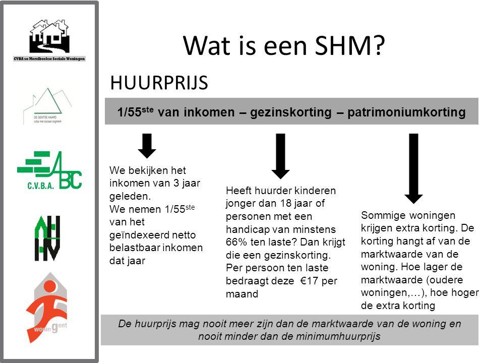 Wat is een SHM.