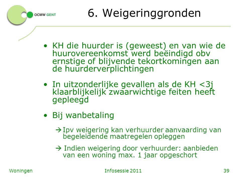 Infosessie 201139Woningen 6.
