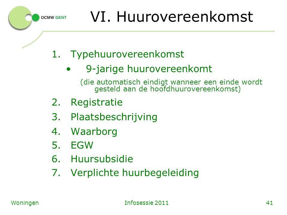 Infosessie 201141Woningen VI.