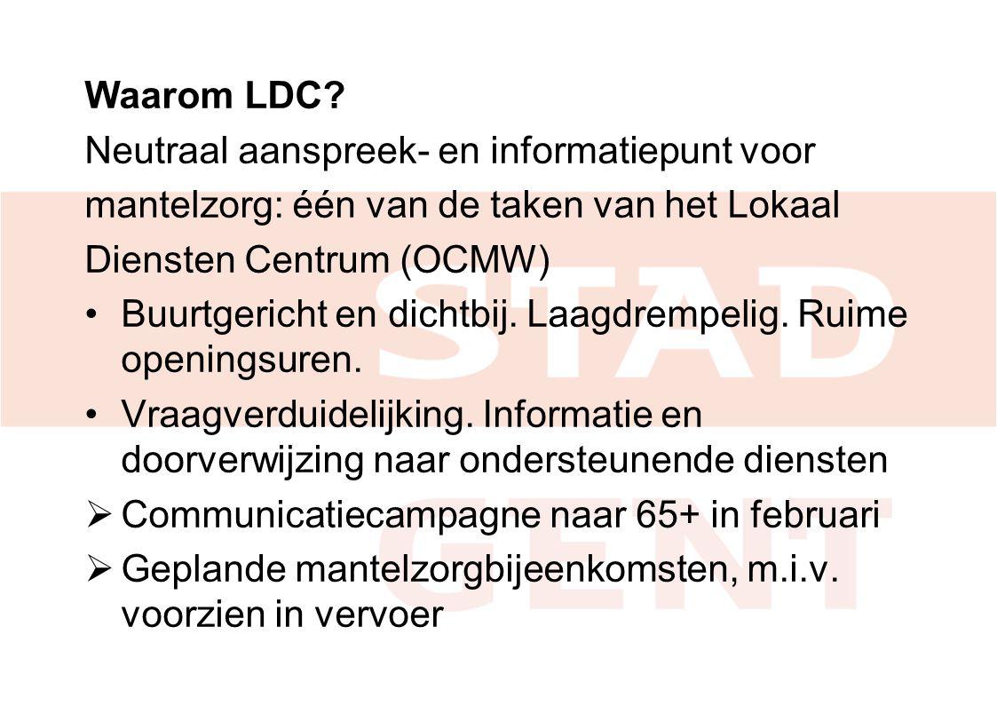 Waarom LDC.