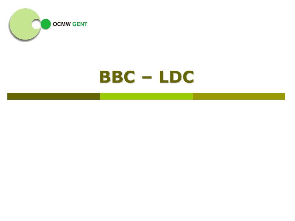 2 Doelstelling  Wat is BBC ?  Wat betekent dit voor de ldc ?