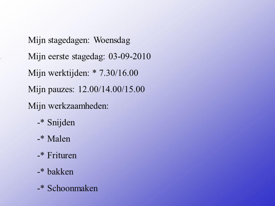 Horica Adres: Het laar 1 Deventer 7414 bj **Wat voor bedrijf is het .