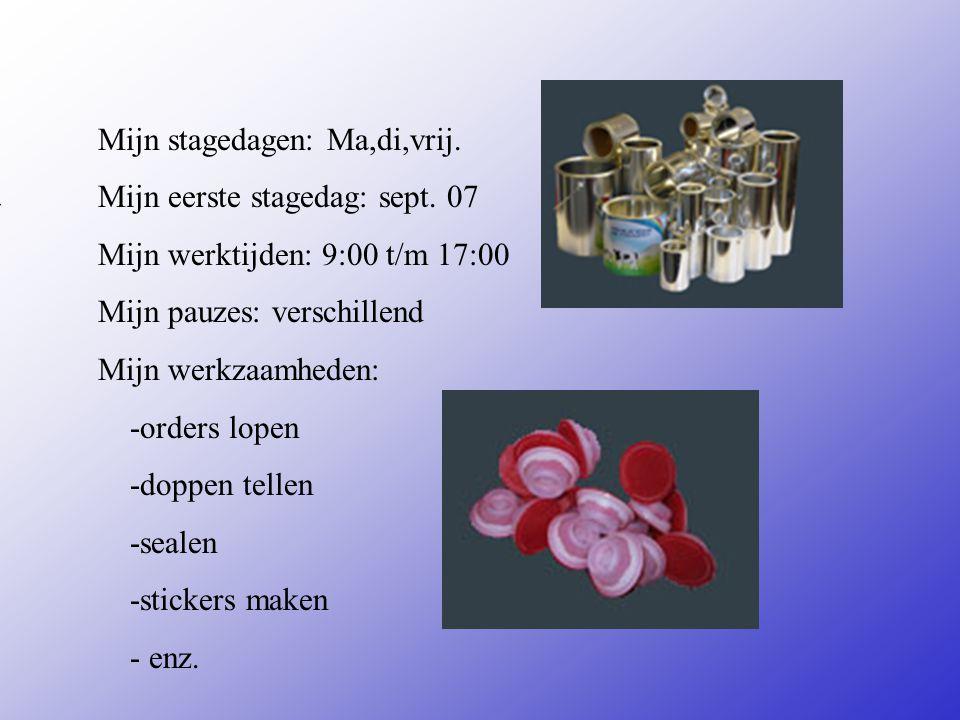 Groothandel in blik producten Plaats: Deventer Adres:MUS Verpakkingen BV Herfordstraat 9 7418 EX Deventer **Wat voor bedrijf is het .