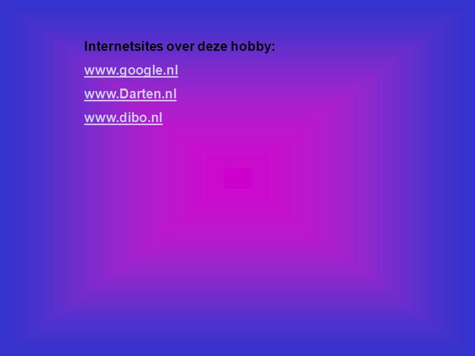 Datum: Welke informatie heb je gebruikt : -Boeken -Internetsites -Clubblaadje -Eigen ervaring -Informatie van clubleden Typ hier de datum, waarin je deze presentatie hebt gemaakt.