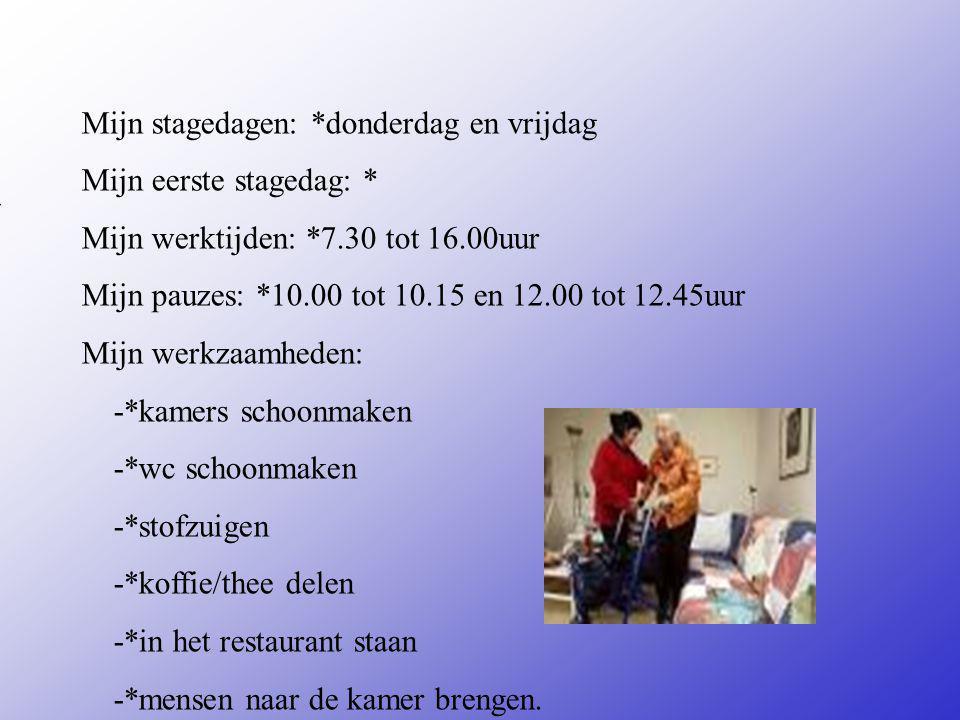 * is een **verzorgingstehuis Adres: smedenstraat 117 Plaats: deventer **Wat voor bedrijf is het .