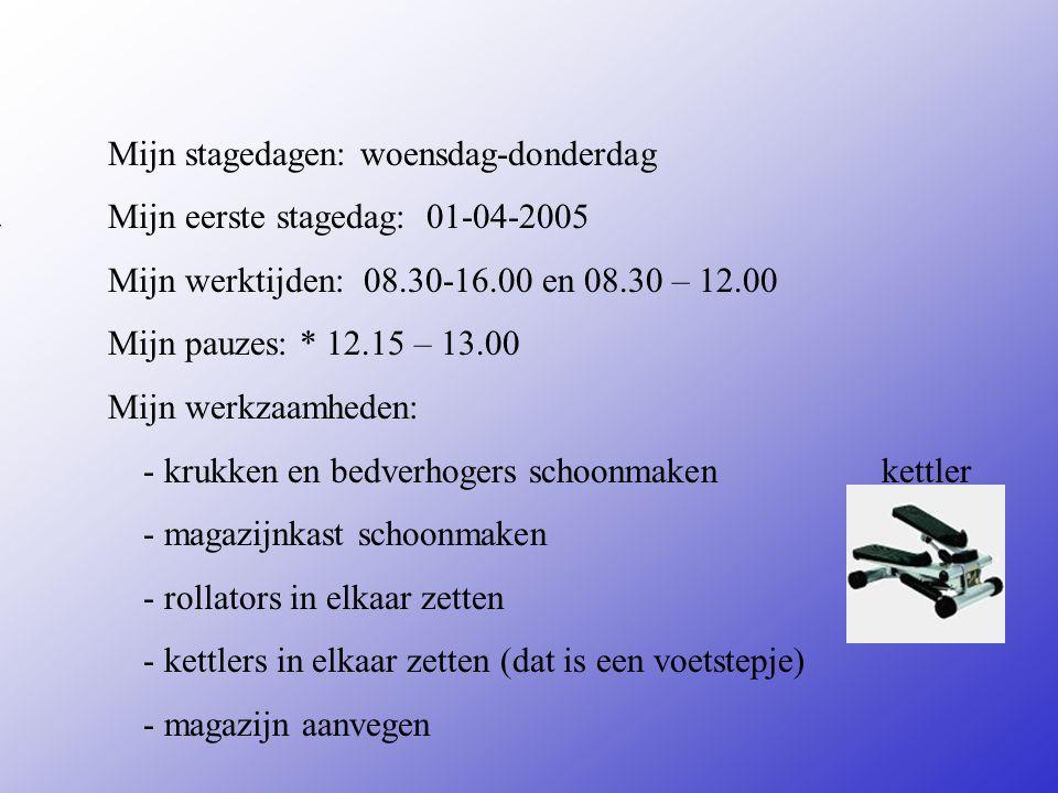 is een zorginstelling/magazijn Adres: Zwolseweg 180 Plaats: 7400AN Deventer telefoon: 0900-8662 rollator **Wat voor bedrijf is het ? Een bouwbedrijf E