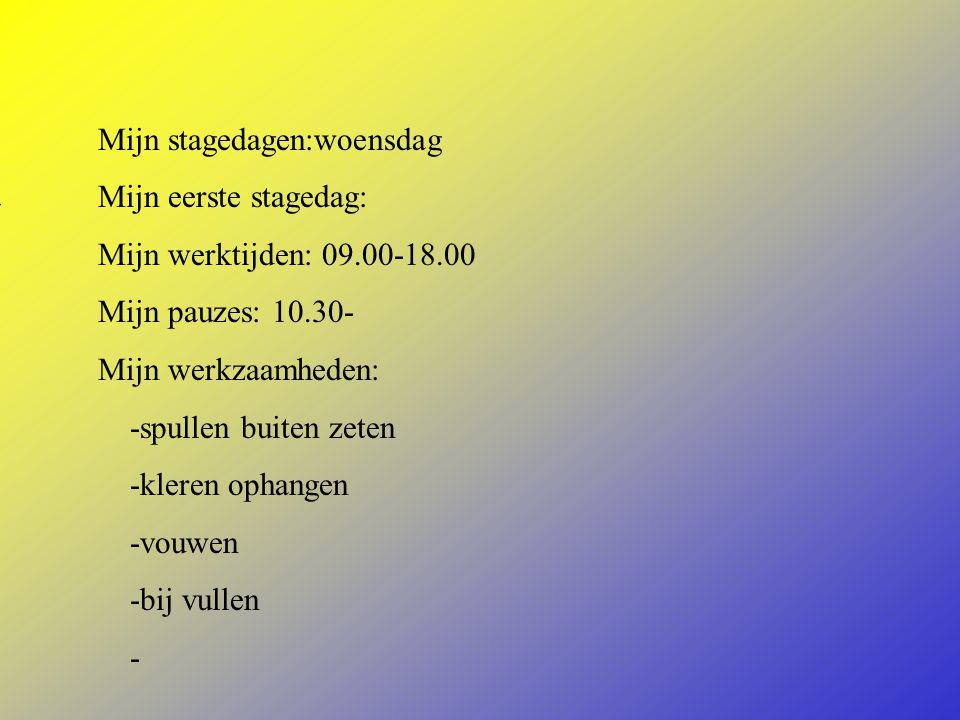 is een kledingwinkel Adres: smeedenstraat 56-62 Plaats: Deventer **Wat voor bedrijf is het .