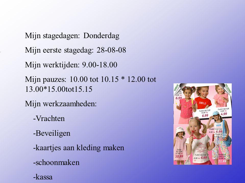Ter Stal is een Kledingwinkel Adres: Boxbergeweg 30 7412BD Plaats: Deventer **Wat voor bedrijf is het ? Een bouwbedrijf Een magazijn Een autobedrijf E