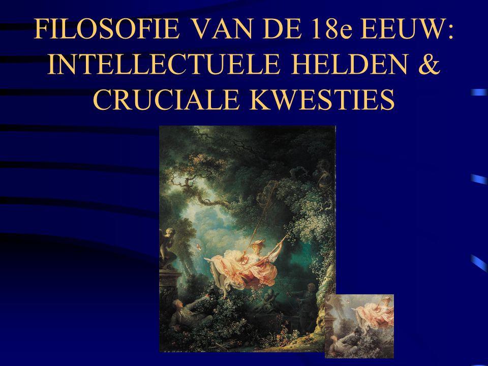 KLOOSTER ALS INSTITUTIE  In La religieuse klaagt Diderot het klooster als totalitaire institutie aan.