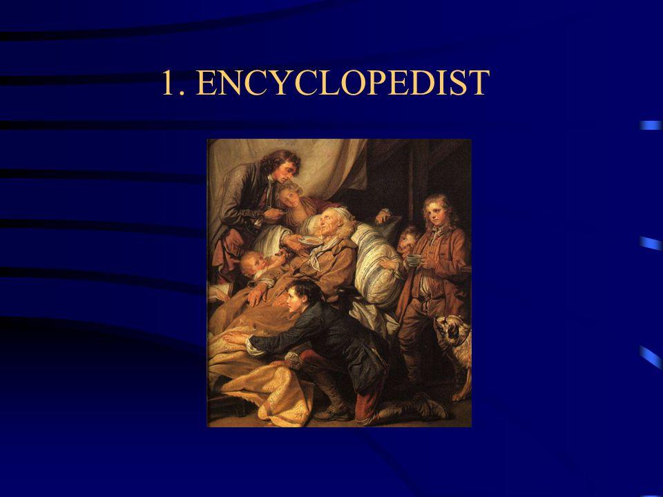 DIDEROT Korte biografie:  1713: geboren op 5 oktober te Langres.
