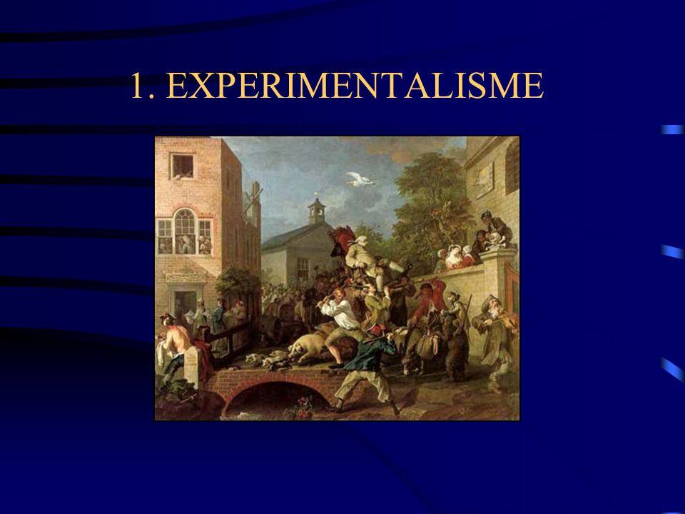 1. EXPERIMENTALISME