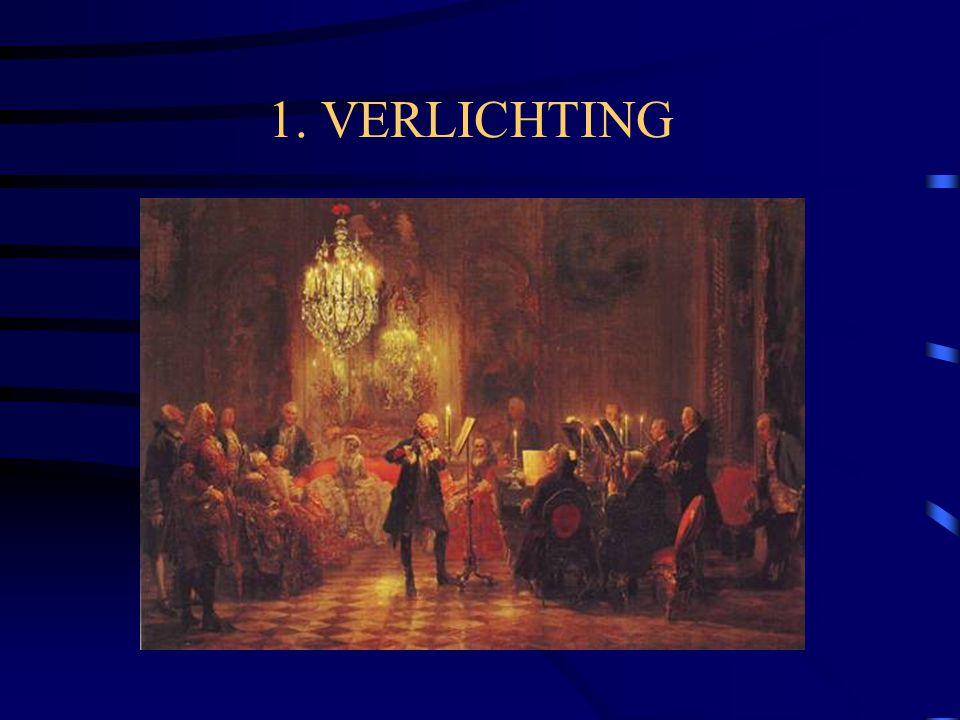 1. VERLICHTING