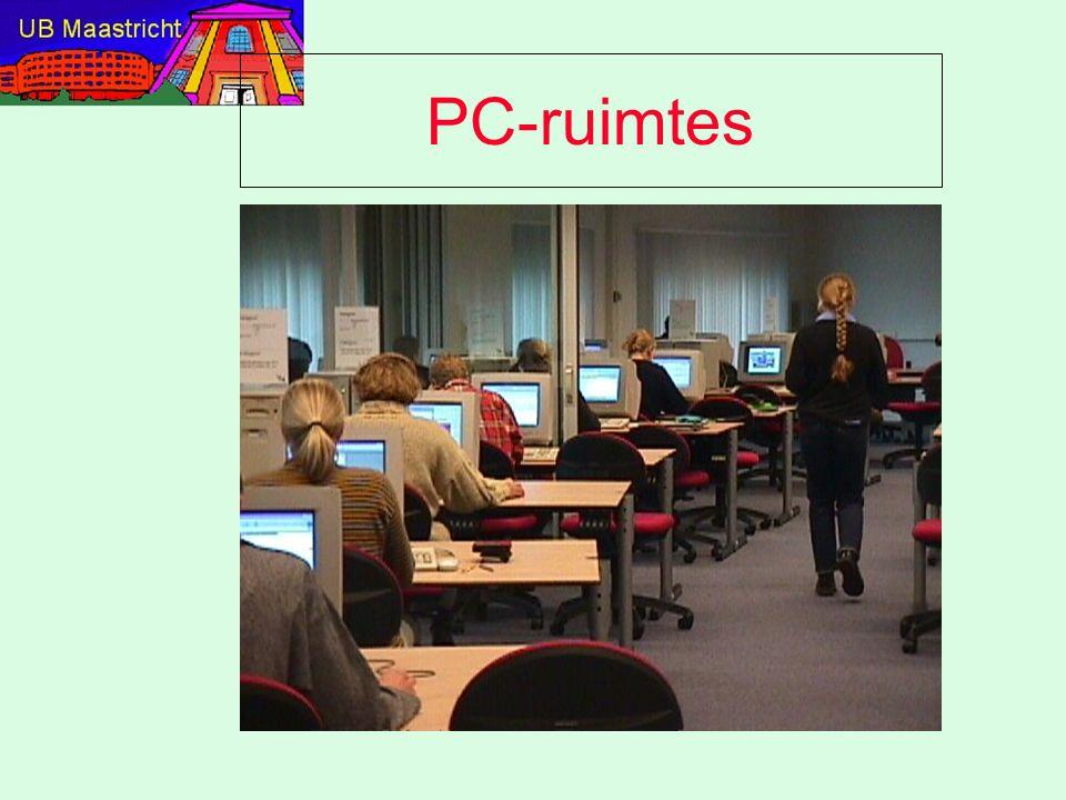PC-ruimtes