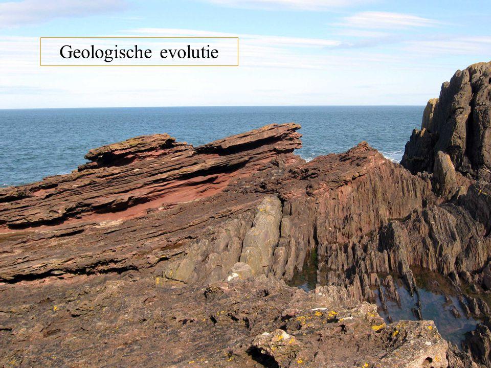 Geologische evolutie