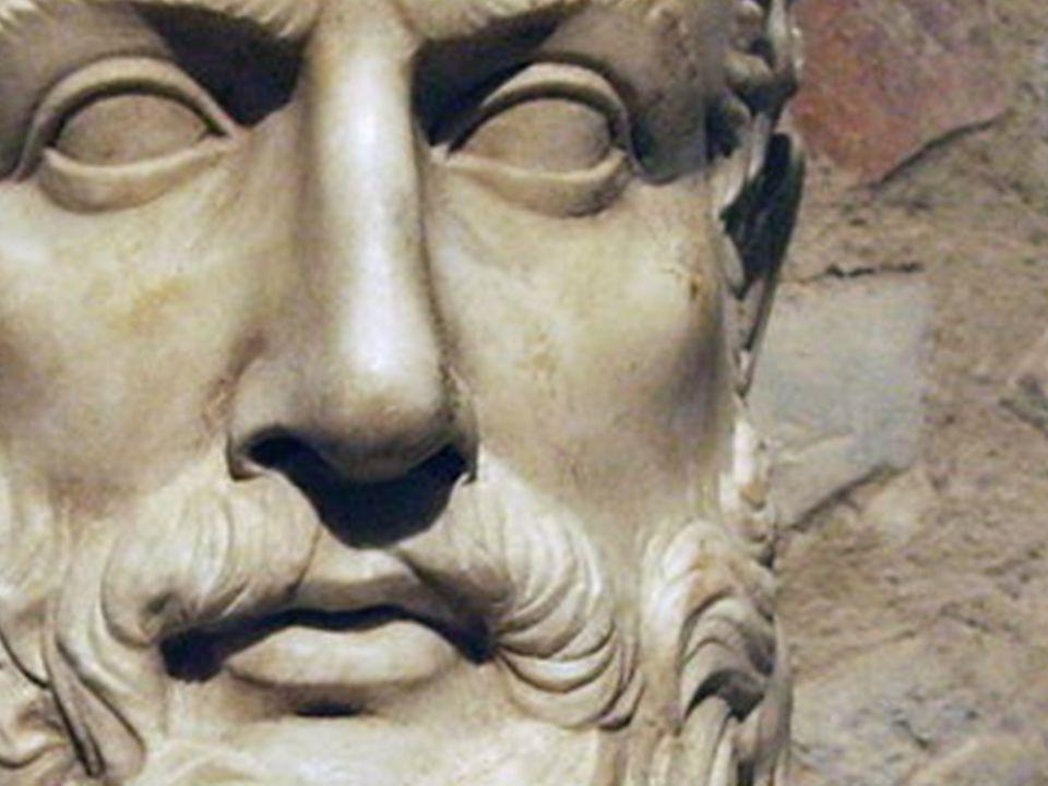 Parmenides van Elea 5e eeuw v.C.