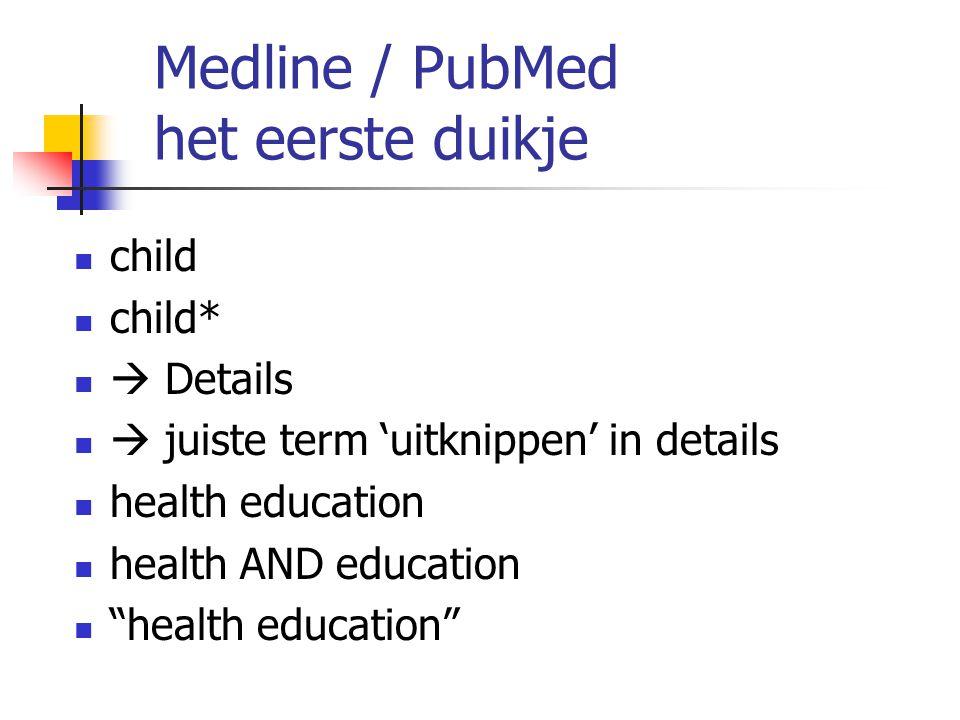 Resultaat van zoekstrategie Gehele bibliografie Relevante set Gevonden set CANCER AND POLLUTION