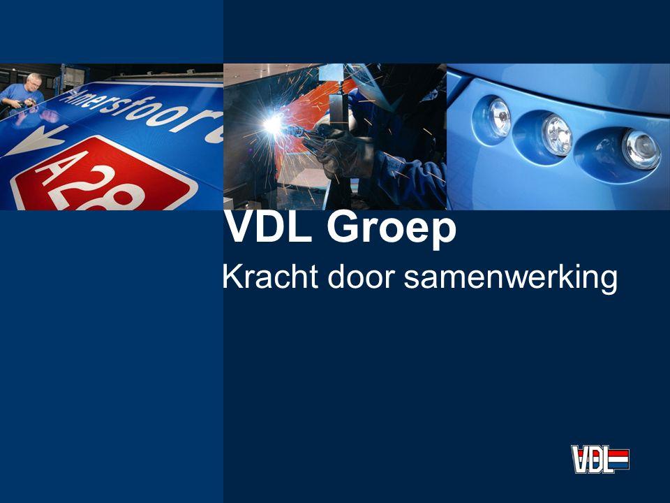 VDL Groep Kracht door samenwerking