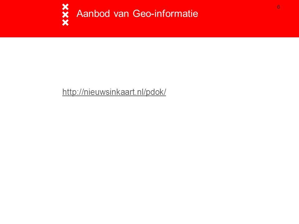 7 Bruikbaarheid voor Amsterdam. Kijk verder dan het aanbod van DBI Uitbreiding aanbod.