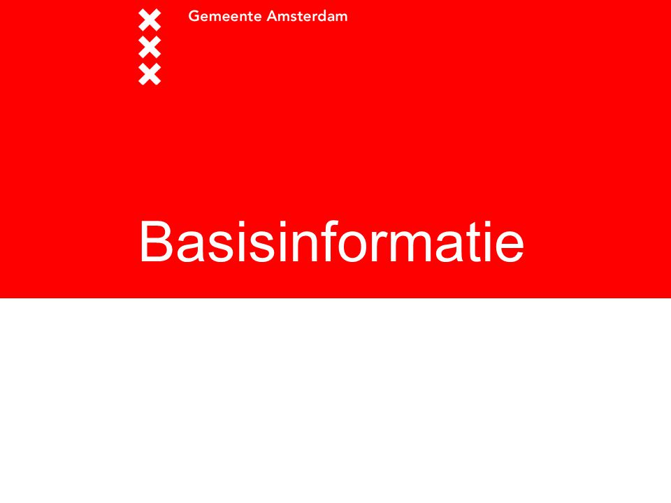 Basisinformatie