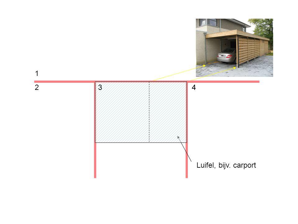 4 Luifel, bijv. carport 1 243