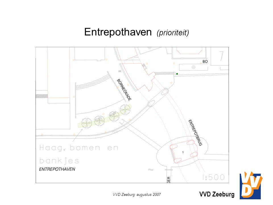 VVD Zeeburg VVD Zeeburg augustus 2007 Entrepothaven (prioriteit)