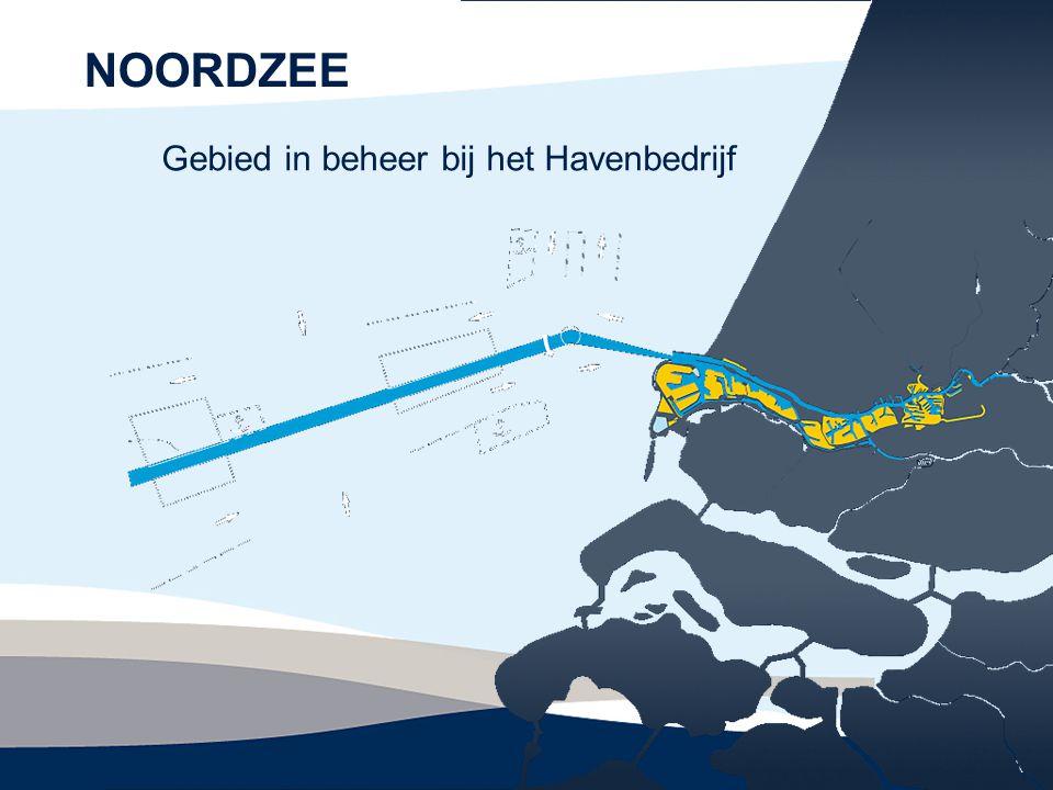 11 NOORDZEE Gebied in beheer bij het Havenbedrijf