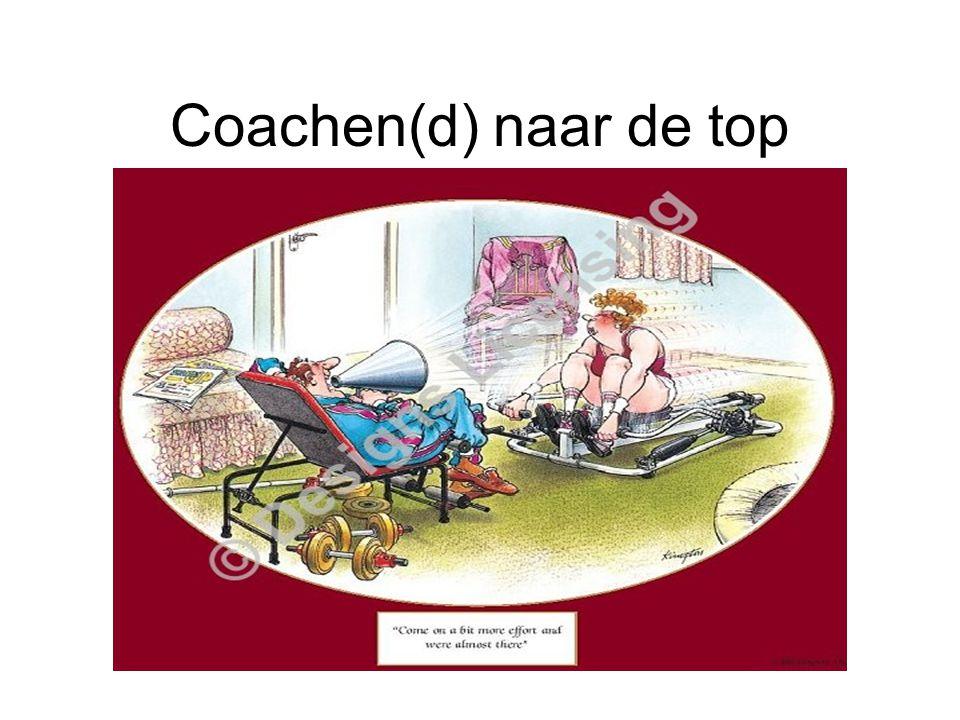 Coachen(d) naar de top