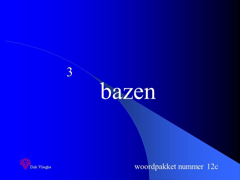 woordpakket nummer 12c hagel 8