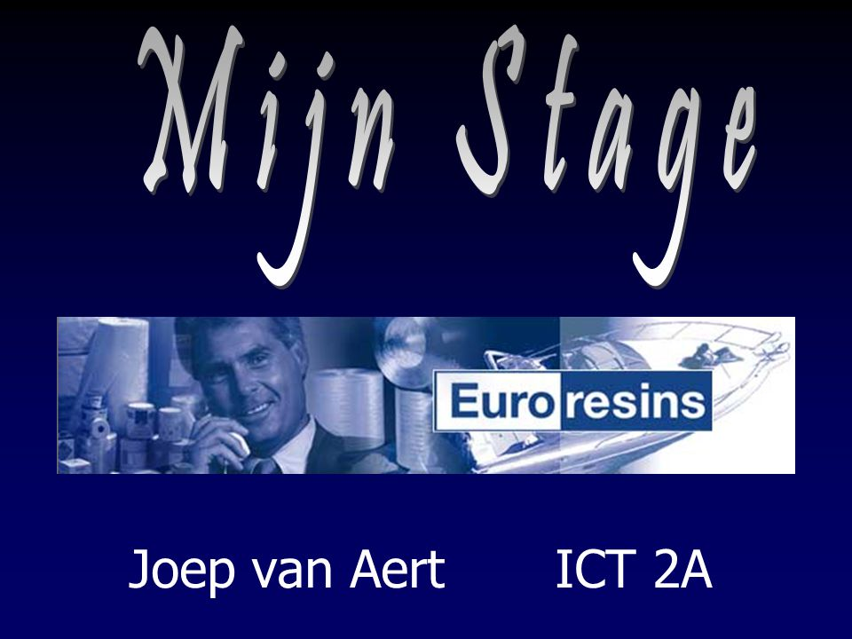 Inhoud Algemene informatie Het stagebedrijf Mijn werkzaamheden Stageopdracht Verhuizing Hoe zag mijn dag eruit.