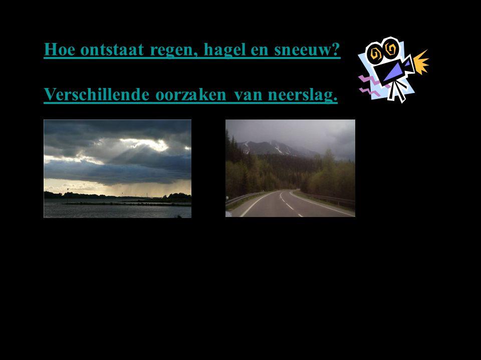 Temperatuurfactoren: -Breedteligging -Hoogteligging -Land-zee verdeling -Wind- en zeestromen.