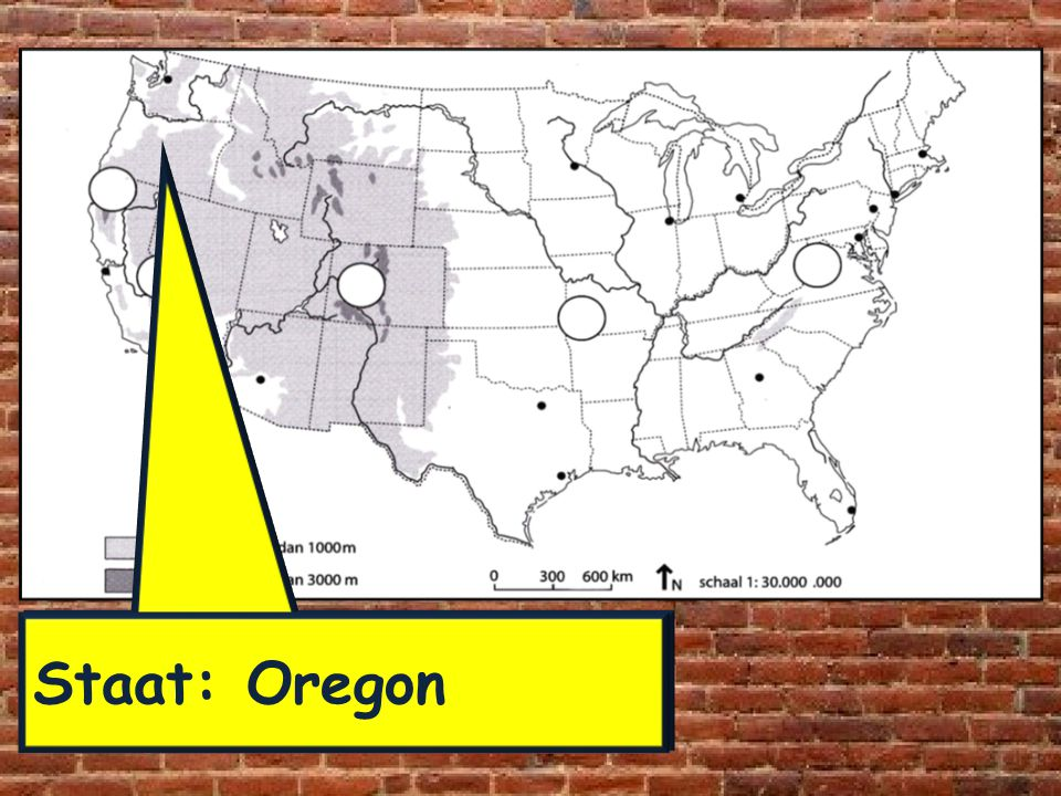 Staat: Oregon