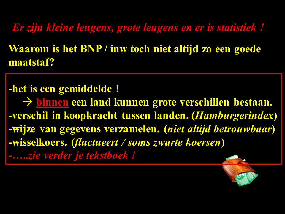 LandBNP Duitsland$ 1568.340.774.000 Nederland $ 305.126.400.000 China $ 331.104.716.800.000 Wie is er nu het rijkst ? BNP / inw $ 18.942 $ 19.200 $ 2.