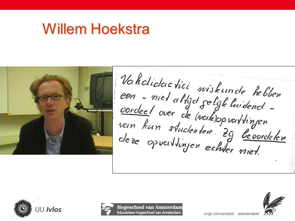 Willem Hoekstra