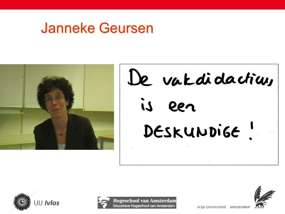 Janneke Geursen