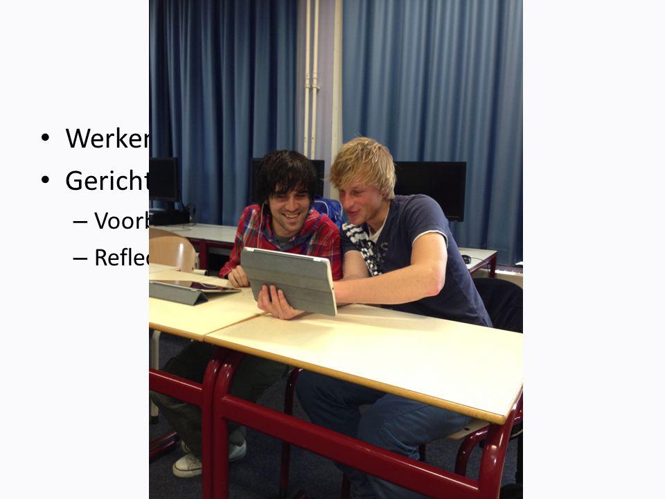 Stelling: Do-learning maakt de rol van de mentor lichter Discussie