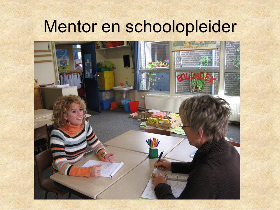 Mentor en schoolopleider