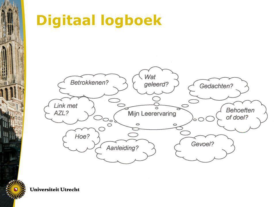 Digitaal logboek