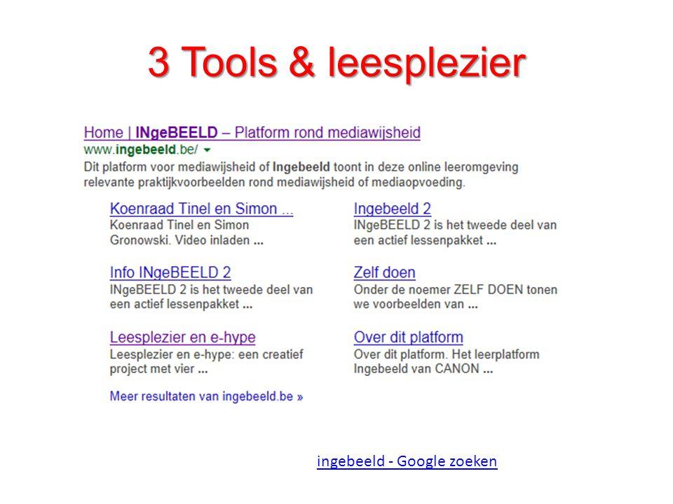 3 Tools & leesplezier ingebeeld - Google zoeken