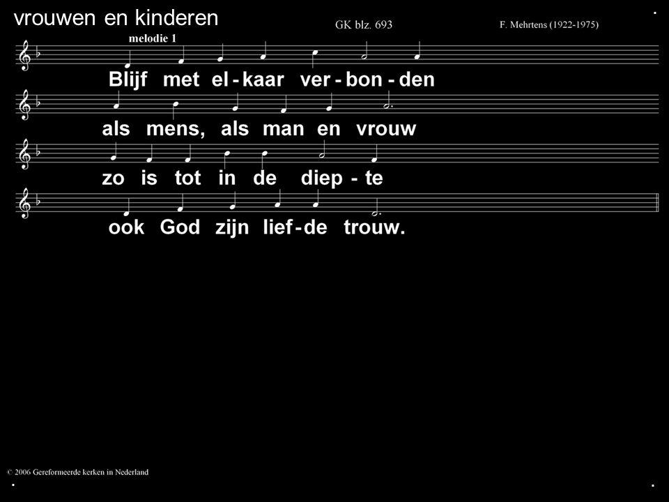 Tekst: Johannes 15: 14, 15...3.
