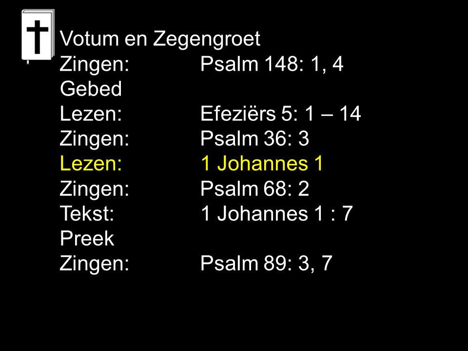 Bloemenbezorging: Vandaag: Rens de Wolf Volgende week: Jan Roorda COLLECTE Volgende Week is de collecte is voor de Kerk Na de collecte zingen we: Liedboek 462: 1, 2, 3, 4