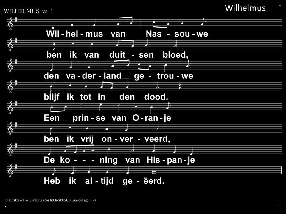 ... Wilhelmus