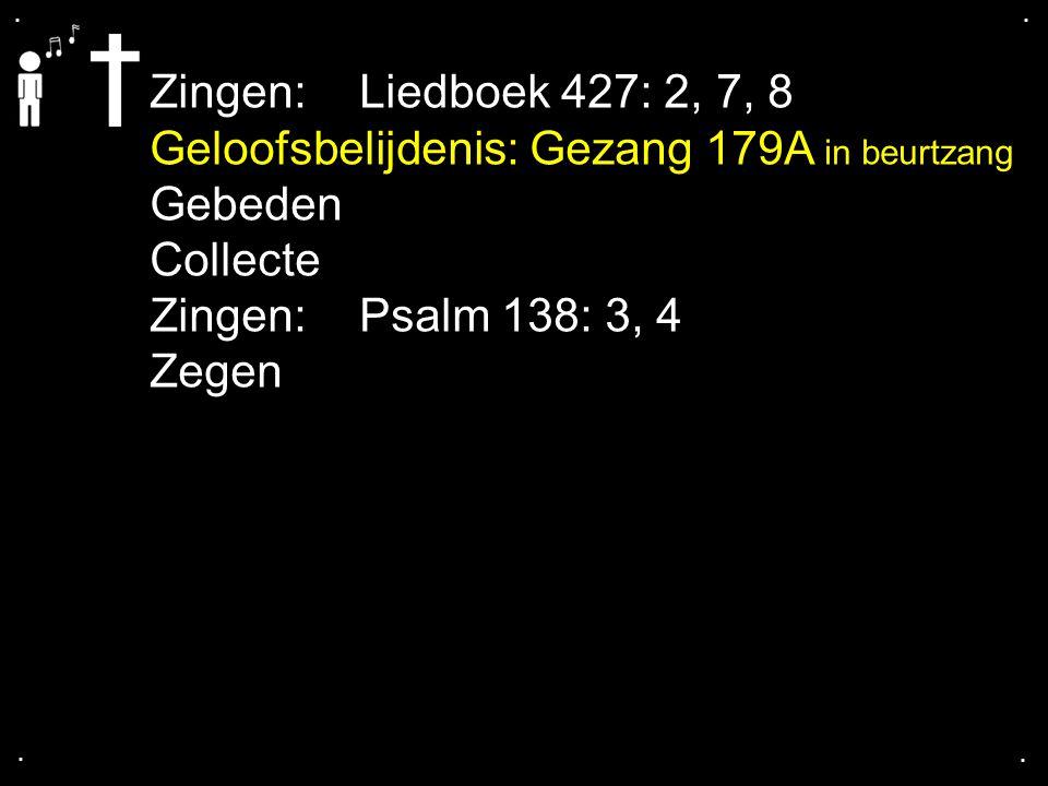 ... Gezang 179A a, b, c
